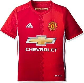 Manchester United H JSY Y - Camiseta 1ª Equipación Manchester United 2015/16 Niños