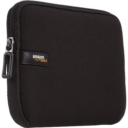 """Amazon Basics Housse en néoprène pour tablette iPad mini/Samsung Galaxy 8"""" - Noir"""