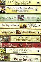 9 (Nine) Novels By Philippa Gregory: The Boleyn Inheritance, the Other Boleyn Girl, the Virgin's Lover, Queen's Fool, Wide...