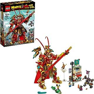 LEGO Monkie Kid Monkey King Warrior Mech 80012 Playset