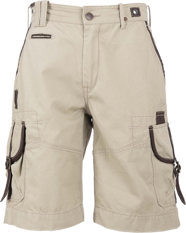 Premium Lounge Men's Cargo Shorts