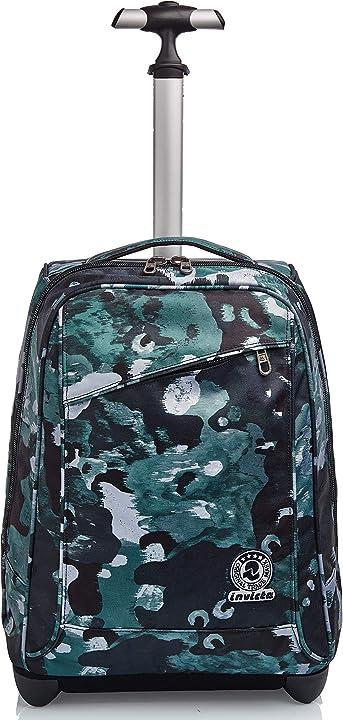 trolley scuola invicta trolley bagagli- set di bagagli unisex - bambini b095jg8snl
