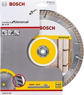 Bosch Professional 2608615065 Bosch 2608615065-Disco de Diamante Standard Universal: 230mm