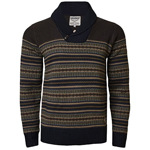 3aa321f181d Men's Shawl Neck Jumpers: Amazon.co.uk