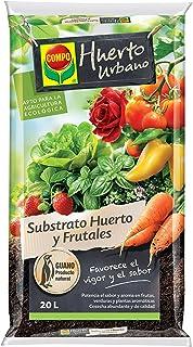 Compo Universal para Frutas, Verduras, Plantas aromáticas y de Interior, Apto para Agricultura ecológica, Substrato de Cul...