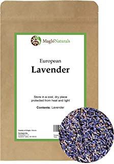 European Lavender Flowers (Extra Grade) - 100% Raw From Europe