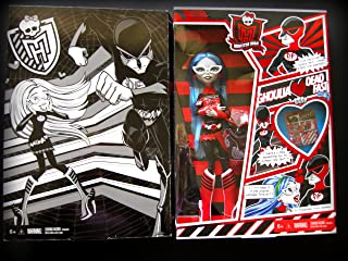 monster high comic con ghoulia
