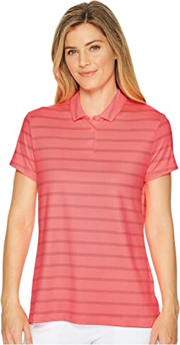 Dry Polo Short Sleeve Sphere Print
