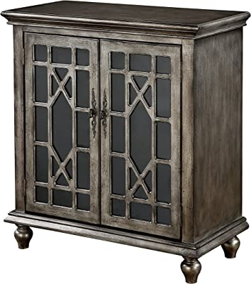 Treasure Trove Cabinet, Grey
