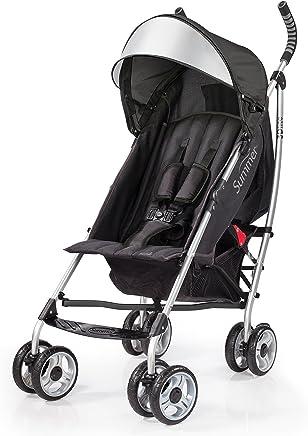 Summer Infant 3D Lite Convenience Stroller - Black