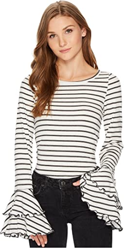 Free People - Good Find Top Stripe