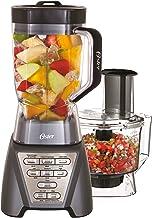 Oster Pro 1200 Metallic Grey Blender Plus Food Processor