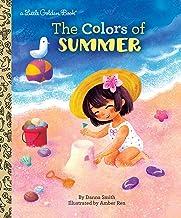 The Colors of Summer (Little Golden Book)