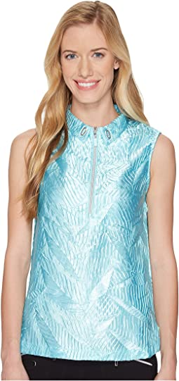Jamie Sadock - Fern Crunch Sleeveless Top