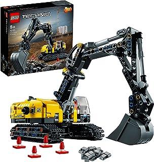 LEGO 42121 Technic 2 en 1 de Excavadora Pesada en Tractor co
