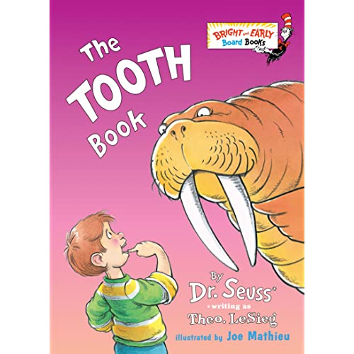 The Tooth Book (Bright & Early Board Books(TM))