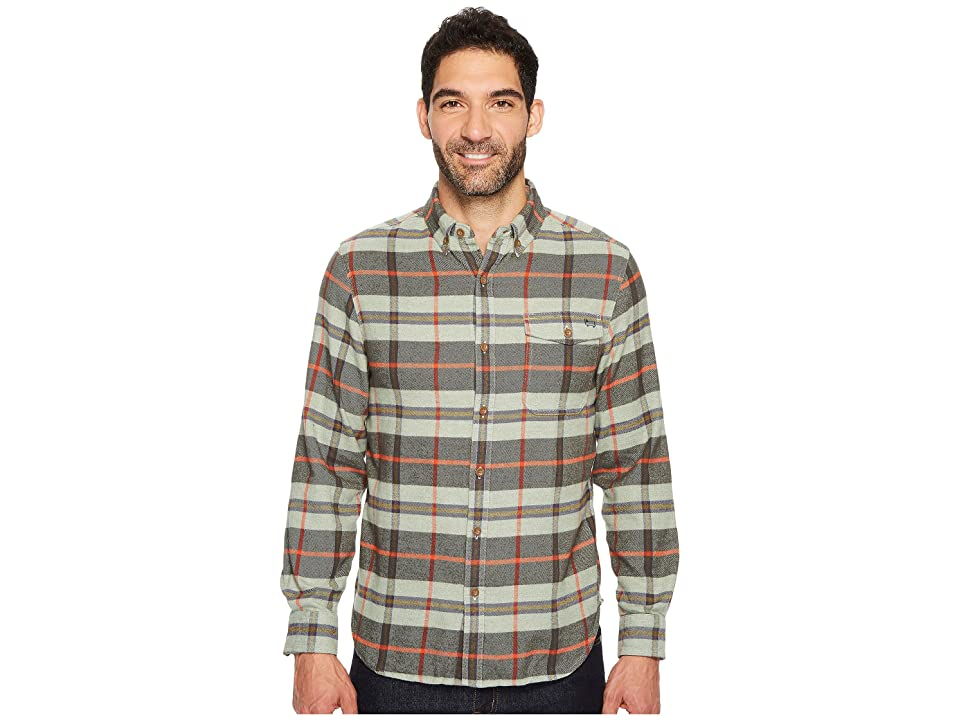 Woolrich Eco Rich Twisted Rich Shirt (Spruce Multi) Men