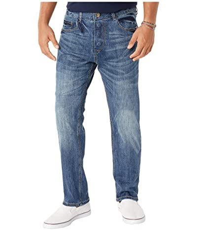 Seven7 able Adaptive Classic Straight Jeans w/ Magnetic Closures in Belmore (Belmore) Men