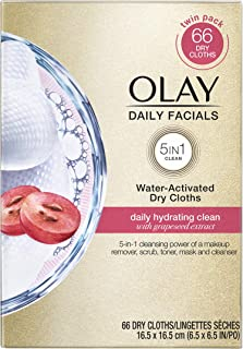 acne wipes by Olay