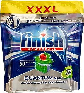 FINISH QUANTUM MAX XXXL POWERBALL 60CAP LIME & APPLE