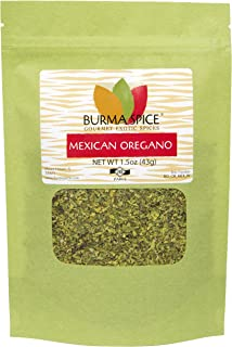 Mexican Oregano   Kosher Certified   Excellent for cooking Latin American dishes   (1.5 oz.)