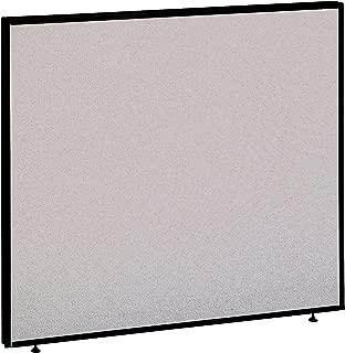 Bush Business Furniture ProPanels - 42H x 48W Panel in Light Gray/Slate