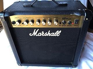 Marshall MG15CDR マーシャル リバーブ搭載ギターアンプ