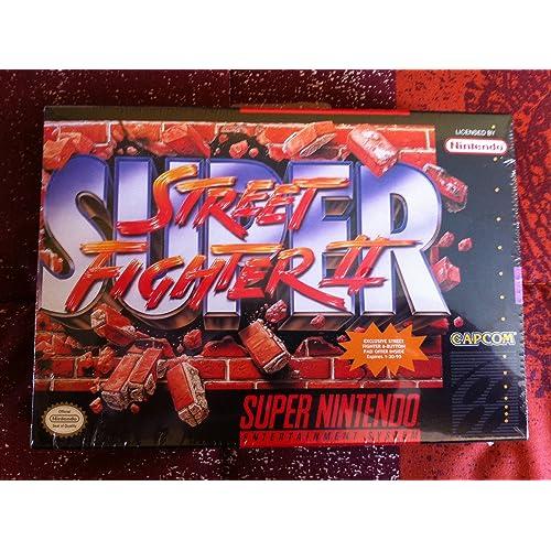 snes super street fighter ii
