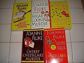 Joanne Fluke (A Hannah Swensen Mystery) Collection: Lemon Meringue Pie Murder+Sugar Cookie Murder+Chocolate Chip Cookie Mu...