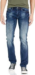 Buffalo David Bitton Men's Ash-x Slim Fit Denim Jean