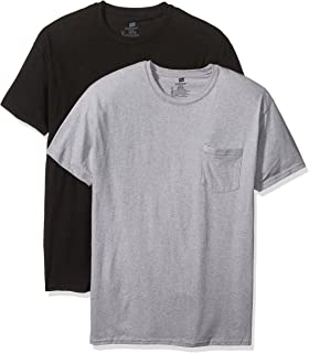 Hanes Men's 2-Pack Pocket T-Shirt