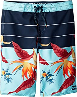 Billabong Kids - Sundays OG Boardshorts (Big Kids)