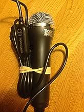 Rock Band / Guitar Hero Konami USB Microphone (PS2, PS3, XBOX 360, Wii) (Bulk Packaging) (Certified Refurbished)