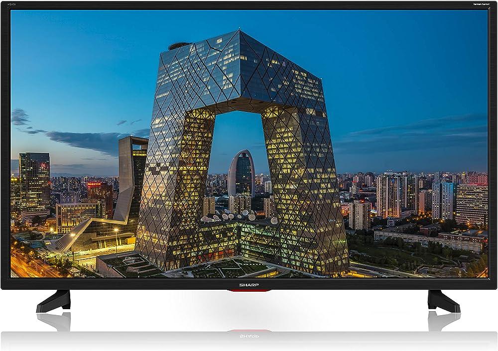 Sharp aquos televisore 40 pollici full hd led tv, dvb-t2/s2 40CF5E