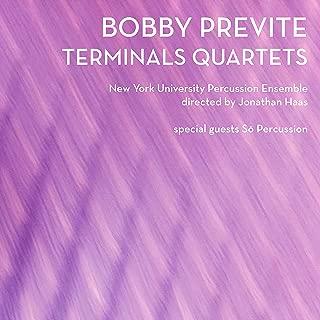 Bobby Previte: Terminals Quartets