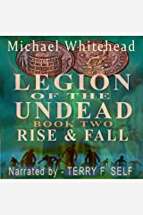 Rise and Fall: Legion of the Undead, Book 2 Audible Audiobook