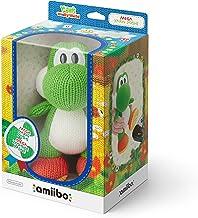 Green Yarn Big Yoshi Amiibo