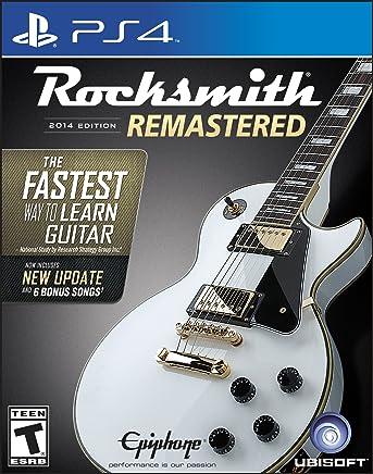Rocksmith 2014 Edition Remastered - PlayStation 4 Standard Edition