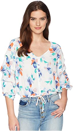 Giselle Printed Top
