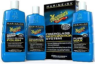 MEGUIAR'S M-4965 MG Fiberglass Oxidation Removal Kit