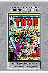 Thor Masterworks Vol. 20 (Thor (1966-1996)) Kindle Edition