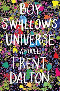 Boy Swallows Universe: A Novel