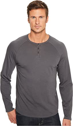 Alternative - Organic Cotton Quad Henley