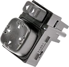 APDTY 012235 Power Mirror Adjust Switch Fits 2000-2002 Chevy Avalanche Silverado Suburban Tahoe GMC Denali Sierra Yukon 2002 Cadillac Escalade (Front Left; Replaces 19259975, 15045085)