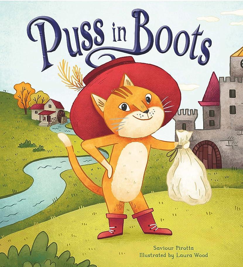 呼吸チーズ派手Storytime Classics: Puss in Boots