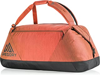 Gregory Mountain Products Stash Duffel Bag | Travel, Expedition, Storage | Wide Mouth Opening, Water Resistant Fabric, Removable Over-The-Shoulder Strap | Luggage for Your Adventures