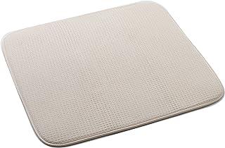 Norpro Mircofiber Drying Dish Mat, 16 x 18-inch, Cream