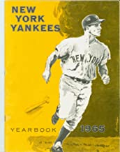 1965 Yankees Yearbook Jay Excellent