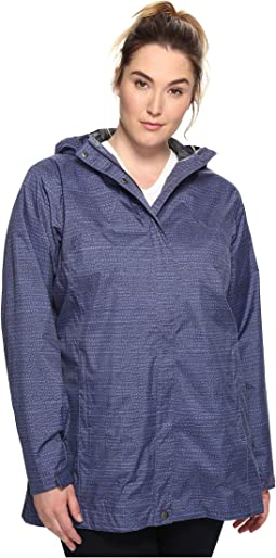 Columbia Plus Size Splash A Little™ Rain Jacket