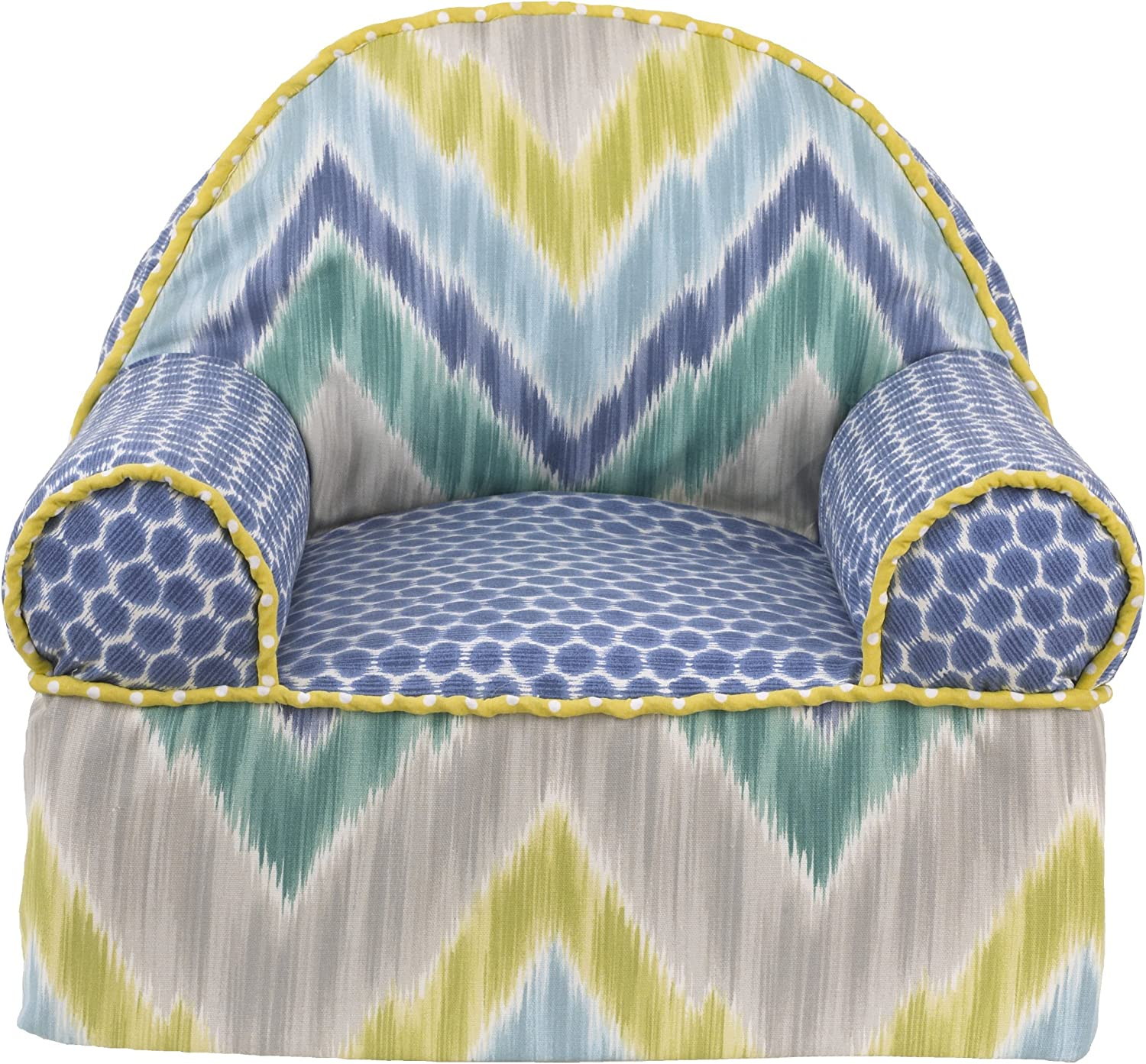 Cotton Tale Designs Baby's 1st Chair, Zebra Romp